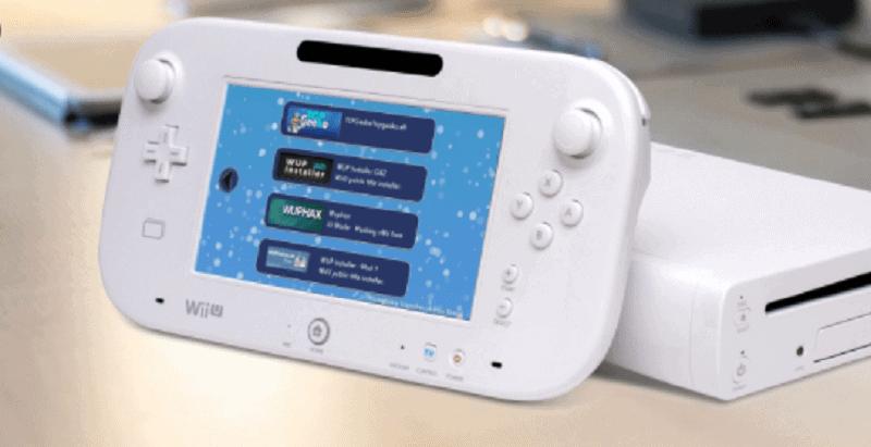 Wii U Homebrew Apps
