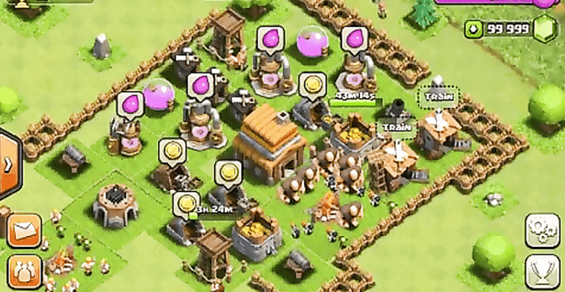 Clash Of Clans Lucky Patcher