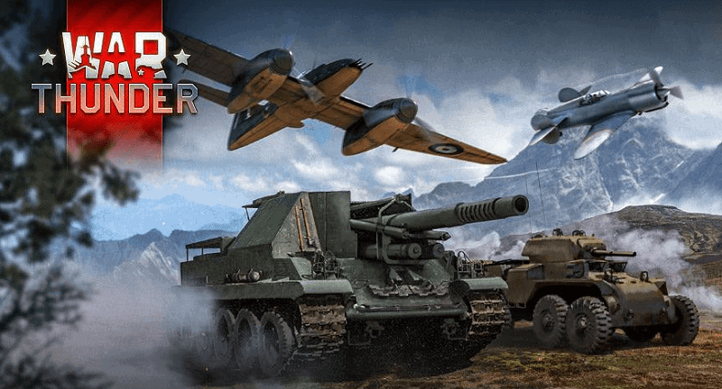 How To Level Up In War Thunder