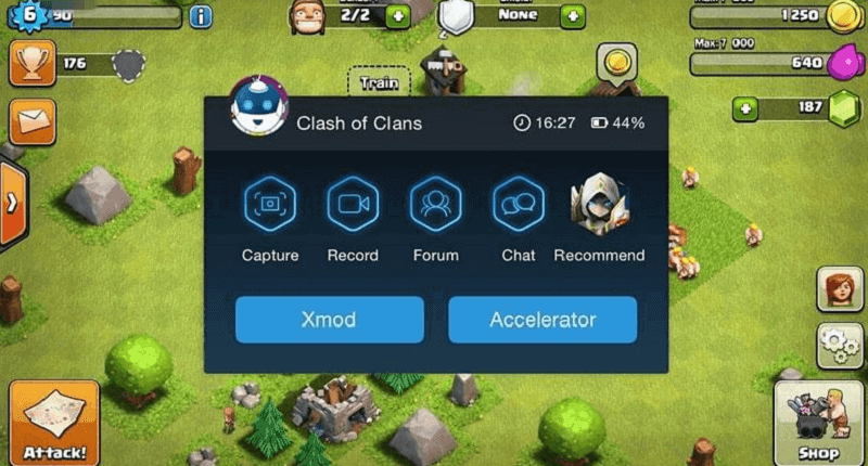 Xmod For Clash Of Clans